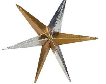 Duck Tape 3D Star