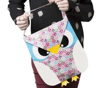 Owl Bag Ducktape Duck Colours