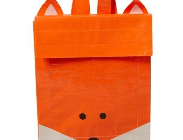 Fox Ducktape Backpack